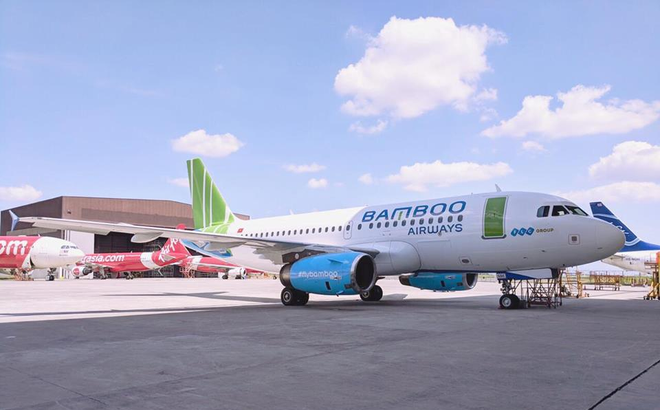Bamboo Airways của tỷ phú Quyết đã nhận máy bay đầu tiên