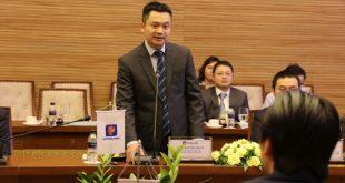 Ông Phạm Văn Thanh – Chủ tịch HĐQT Petrolimex phát biểu tại sự kiện.