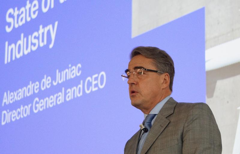 Tổng giám đốc IATA thông báo mức lợi nhuận dự kiến của hàng không thế giới năm 2019