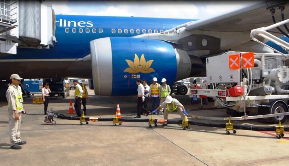 Nhu cầu xăng máy bay tại Việt Nam sẽ tăng mạnh trong những năm tới