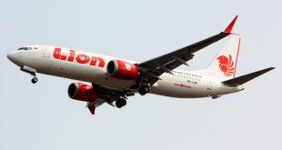 Chiếc Boeing 737 MAX 8 trước khi xảy ra tai nạn hôm 29/10.