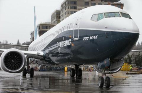 Máy bay Boeing 737 MAX sử dụng động cơ của CFM.