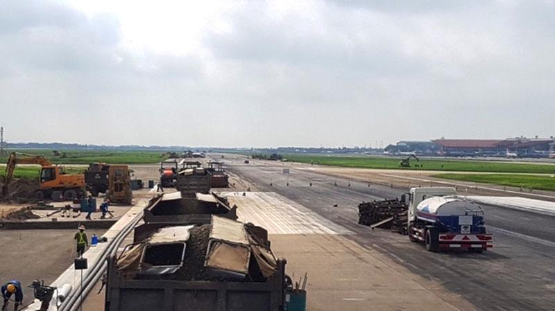 Dự án sửa chữa đường băng hai sân bay: Chất lượng quan trọng hơn tiến độ - Tin hàng không