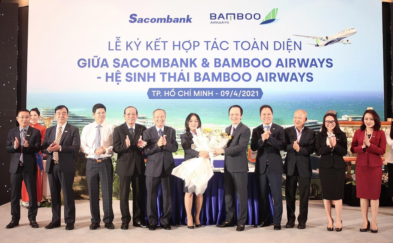 Bamboo Airways được đánh giá cao bởi chất lượng dịch vụ định hướng 5 sao cùng sự an toàn tuyệt đối